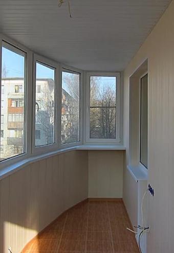 Отделка балконов и лоджий панелями пвх под ключ в москве: вы.